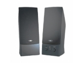 Cyber Acoustics CA-2014rb 2.0 Speakers (Cyber Acoustics: CA-2014RB)