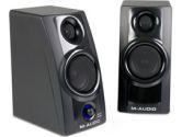M-AUDIO Studiophile AV 20 2.0 Portable Desktop Speaker System (M-Audio: 9900-52266-00)