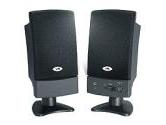 Cyber Acoustics CA-2100 2 Piece Speaker System 8 Watt IBM Only (CYBER ACOUSTICS: CA-2100)