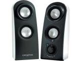 Creative Labs Speaker SBS Vivid 80 2.0 2Pcs 7W 77dB W Dual Drive (Creative Technology: 51MF1525AA018)