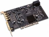 Creative Labs Sound Blaster X-FI Xtremegamer FATAL1TY Professional Series Sound Card 7.1 PCI Retail (Creative Technology: 70SB046A00000)
