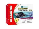Diamond XtremeSound 7.1/24-bit PCI Sound Card (Diamond Multimedia: XS71)