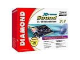 DIAMOND XtremeSound XS71DDL 7.1 Channels PCI Interface Sound Card - Retail (Best Data Products: XS71DDL)