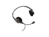Plantronics Encore BINAURAL Headset w/Noise Cancelling (Plantronics: H101N)