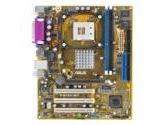 ASUS P4V8X-MX P4M800 S478 mATX 800FSB DDR AGP 3PCI SATA RAID Video Sound LAN Motherboard (P4V8X-MX) (ASUS: P4V8X-MX)
