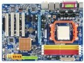 Gigabyte GA-M61P-S3 ATX AM2 GF6100 NF430 PCI-E16 4PCI SATA2 RAID Video Sound GBLAN 1394 Motherboard (GIGA-BYTE TECHNOLOGY CO: GA-M61P-S3)