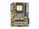 ASUS K8V-VM mATX S754 K8M890 DDR PCI-E16 1PCI-E1 2PCI SATA Video Sound LAN Motherboard (ASUS: K8V-VM)
