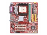MSI K8MM3-V Via Socket 754 MicroATX Motherboard / Audio VGA AGP 8x 10/100 Ethernet LAN USB 2.0 Serial ATA RAID (MSI: K8MM3-V)