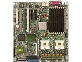 SUPERMICRO COMPUTER  EATX MBD E7520 DP 800MHZ 2X U320 GETH DDR PCIE (SUPER MICRO Computer: X6DH8-G-O)