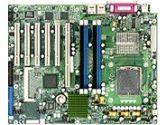 SUPERMICRO COMPUTER  ATX MBD E7221 P4 800MHZ 4X SATA 2X GETH MCH VGA (SUPER MICRO Computer: MBD-P8SCT-O)