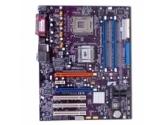 ECS (Elitegroup Computers) 915PL-A2 Intel Socket 775 ATX Motherboard / Audio PCI Express 10/100 Ethernet LAN USB 2.0 Serial ATA (ECS Elitegroup Computer: 915PL-A2)