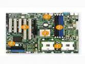 Supermicro E7320 DP PGA604 MAX-8GB ATX EM64T SATA PCIE PCIX 3PCI GBE (SUPER MICRO Computer: X6DVL-G)