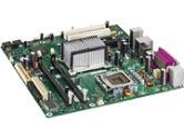 INTEL  10PK MATX MBD S775 SATA DDR2 VID PCIE FETH 10PAK (Intel: BLKD946GZISSLPAK10)