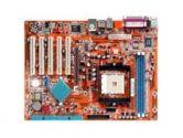 ABIT ULI M1689 PGA754 MAX 2GB DDR  ATX AGP8X SND LAN SATA 1.6GHZ (ABIT: KU8)
