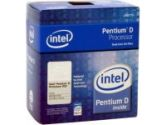 Intel Pentium D 925 Presler 3.0GHz 2 x 2MB L2 Cache LGA 775 Processor (INTEL: BX80553925)
