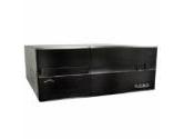 Silverstone Lascala LC10-B Black ATX HTPC Desktop Case 1X5.25 4X3.5 No PS (SilverStone: SST-LC10B)