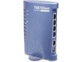 TRENDnet TW100-S4W1CA 10/100Mbps DSL/Cable Broadband Router (TRENDnet: TW100-S4W1CA)