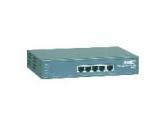 SMC SMC8505T 10/100/1000Mbps EZ Unmanaged Switch 5 x RJ45 8K MAC Address Table 128KB Buffer Memory (SMC Networks: SMC8505T)