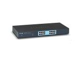 TRENDnet TEG-160WS 10/100/1000Mbps Gigabit Web Smart Switch (TRENDnet: TEG-160WS)