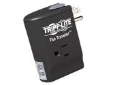TRIPP LITE TRAVELER 2 NEMA 5-15R Outlets 1050 joule Protect It! Surge Suppressor (Tripp Lite: TRAVELER)