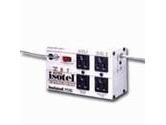 TRIPP LITE ISOTEL4ULTRA 6 Feet 4 NEMA 5-15R Outlets 2700 joules Surge Suppressor (Tripp Lite: ISOTEL4ULTRA)