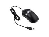 Fellowes 98913 Black 5 Buttons 1 x Wheel USB Wired Optical Mouse (Fellowes: 98913)