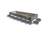 IOGEAR GCS138KIT 8-Port KVM Switch w/cables Kit (IOGEAR: GCS138KIT)