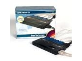 StarTech SV411K 4 Port PS/2 StarView KVM Switch Kit with Cables (StarTech.com: SV411K)