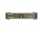 IOGEAR GCS1742 2-Port Dual View KVM Switch w/Audio and USB Peripheral Sharing (IOGEAR: GCS1742)