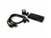 BELKIN OmniView SOHO F1D201 2-port Reverse KVM Switch (Belkin Components: F1D201)