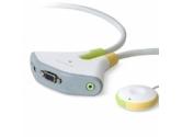 BELKIN F1DG102P Flip 2-port KVM w/remote (Belkin Components: F1DG102P)