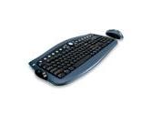 Kensington 2-Tone RF Wireless Keyboard (Kensington Technology Group: 64379)