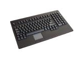 Adesso Black IPC Touchpad PS/2 Keyboard (ADESSO: ACK-730PB)