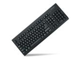 Kensington 64370 Black Wired Keyboard (Kensington Technology Group: 64370)