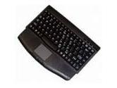 Adesso Black Mini USB Touchpad Keyboard (ADESSO: ACK-540UB)