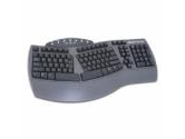 Fellowes Black Split Design Keyboard (Fellowes: 98915)