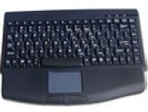 SolidTek Black Wired Keyboard (SOLIDTEK: KB-540BU)