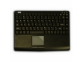 ADESSO AKB-410UB Black Keyboard with built in Touchpad (Adesso: AKB-410UB)