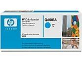 HP Q6001A Cyan Toner Cartridge (Hewlett-Packard: Q6001A)