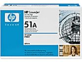 HP Q7551A Print Cartridge with Smart Printing Technology (Hewlett-Packard: Q7551A)