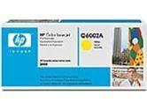 HP Q6002A Yellow Toner Cartridge (Hewlett-Packard: Q6002A)