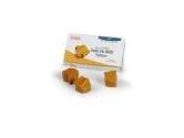 GENUINE XEROX SOLID INK 8400 YELLOW 3 STICKS (Xerox: 108R00607)
