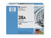 HP 38A Q1338D Dual Pack Toner Cartridge for LaserJet 4200 (Hewlett-Packard: Q1338D)
