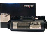 LEXMARK 64435XA Extra High Yield Print Cartridge (Lexmark International: 64435XA)
