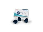 GENUINE XEROX SOLID INK 8400 CYAN 3 STICKS (Xerox: 108R00605)