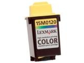 LEXMARK #20 15M0120 Color Print Cartridge (Lexmark: 15M0120)