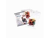 Epson Iron-On Cool Peel Transfer Paper 10 Sheets Letter Size (Epson: S041153)