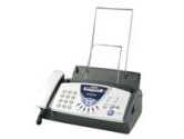 brother FAX575 Ribbon Transfer Personal Plain Paper Fax, Phone & Copier (Brother: FAX-575)