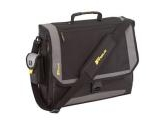 "Targus Black/Gray/Yellow 17"" CityGear Miami Messenger Notebook Case Model TCG200 (Targus: TCG200)"