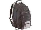 """Targus Black/Gray 15.4"""" CityGear Chicago Notebook Backpack Model TCG650 (Targus: TCG650)"""